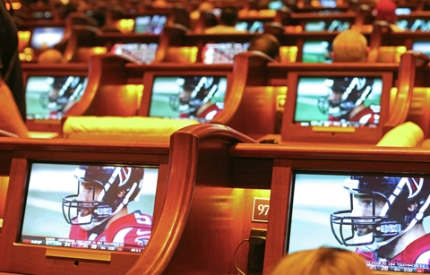 Sportsbetting in Las Vegas Casinos